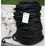 Каболка диаметр 6-8мм по 10 и 25 кг в ведрах фото
