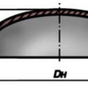 Заглушка элпиптическая ГОСТ 17379 фото