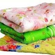 Одеяло синтепоновое 1,5 ; 2 сп; детское фото