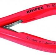 Кусачки диагональные для электроники 75 02 125 KNIP_KN-7502125