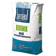 Клей для плитки Керамик(Бергауф) 25кг фото