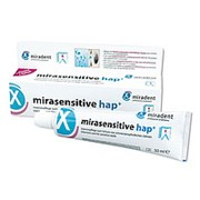 Miradent Mirasensitive Hap зубная паста для сверхчувствительных зубов с гидроксиапатитом (50 мл) фото