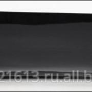 Тарелка прямоугольная 16*25.5 см. Киото Блэк/4/ 23848C/PT211 фото