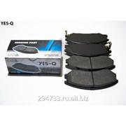 Колодка дискового тормоза передняя Yes-Q Ceremic, кросс_номер 4813008250 фото