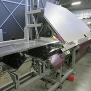 Оборудование для производства стеклопакетов. Гнутъевая машина дистанционной рамки. фото
