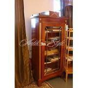 Книжный шкаф в стиле Жакоб фото