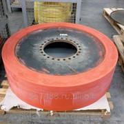 Восстановление покрытия колес и роликов общепроизводственного назначения фото