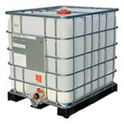 Еврокуб для хранения и транспортировки жидкообразных продуктов химического производства фото