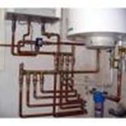 Услуги по водопроводу и канализации фото