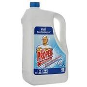 Универсальное моющее средство для стен и полов Mr Proper с дезинфицирующими свойствами 5 л фото