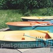 Лодка из стеклопластика фото