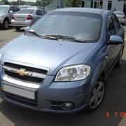 Аренда Chevrolet Aveo МКПП, прокат авто, без водителя посуточно (аренда) фото