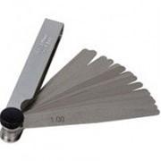 Набор щупов №2 (0,02 - 0,5мм), 17 пластин, L=70мм фото