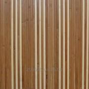 """Бамбукові шпалери """"Зебра 8+3"""" фото"""