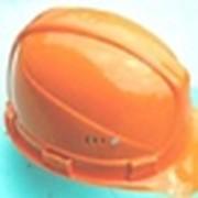 Каска защитная, пластик (цветные) фото