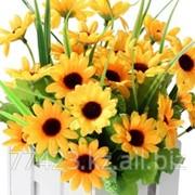 Искусственные цветы оптом в Алматы фото