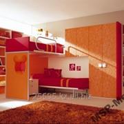 Кроватки для детей, шкафы, полки на заказ фото