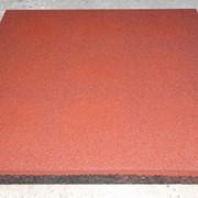 Плитка резиновая фото