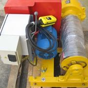 Лебедка электрическая Т-66Д1 г/п 500 кг с удобной и практичной муфтой фото