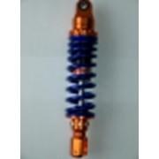 АМОРТИЗАТОР ТЮНИНГОВЫЙ 290мм (оранжево-синий) фото