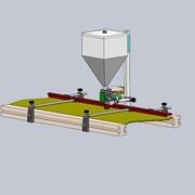 Модуль фасовки шариков для технологической линии по производству лака для ногтей фото