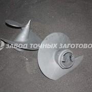 Литые наконечники для винтовых свай 300/108 фото
