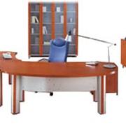 Кабинет руководителя. Офисная мебель. фото