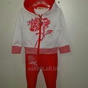 Спортивный костюм для девочек sh 04 фото