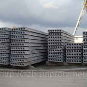 Плиты пустотная ПБ 45.12-8 фото