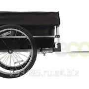 Грузовой велоприцеп большой с тентом и сумкой VIC-1305 BTS10 фото