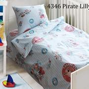 Детское постельное белье Pirate Lilly фото