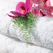 Простыни махровые. Махровые изделия для дома, отелей и гостиниц. Оптовая продажа. фото