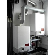 Проектирование газового отопления в доме фото