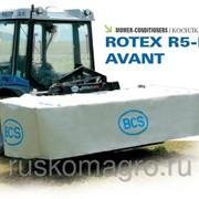 Передненавесная косилка-плющилка Rotex фото