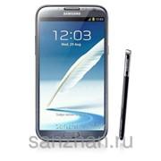 """Телефон Samsung Galaxy Note 2 GT-N7100 RAM 2GB ROM 16GB 5,5"""" Черный REF 86620 фото"""