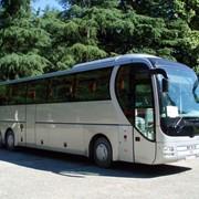 Регулярные автобусные маршруты фото