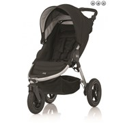Детская коляска B-Motion 3 Neon Black (черный) от  фото