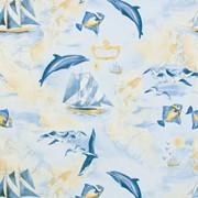 Ткань мебельная Canvas Maria Galant-C Navy фото
