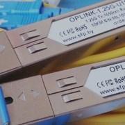оптический SFP модуль WDM фото