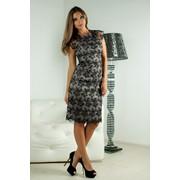 Платье из итальянского кружева фото