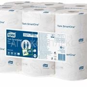 Tork SmartOne туалетная бумага в мини рулонах фото