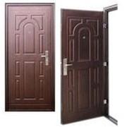 Дверь металлическая модель YD 25 фото
