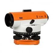 Оптический нивелир RGK C-20 фото