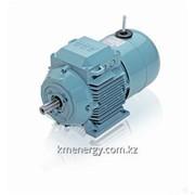 Низковольтные асинхронные электродвигатели со встроенным электромагнитным тормозом ABB фото