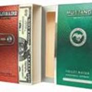 "Упаковка для парфюмерии ""Мустанг"" фото"