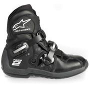Ботинки Alpinestars Tech 2 boots black фото