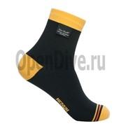 Водонепроницаемые носки DexShell Ultralite Biking Vivid Yellow фото