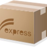 Упаковка из гофрокартона. фото