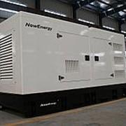 Дизель генератор NE-K200S3 в шумозащитном кожухе фото