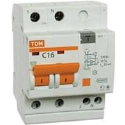Автоматические выключатели дифференциального тока АД12, АД14 фото